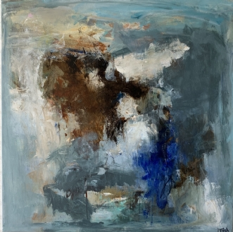 DREAMER by Filica Lysfalk   maleri