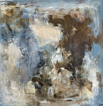 FREE by Filica Lysfalk | maleri