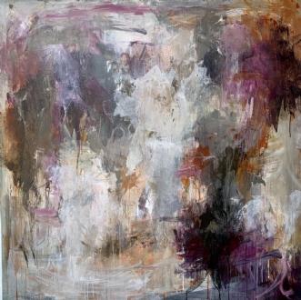 ALULA by Filica Lysfalk   maleri
