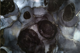 'I had to' by Kirsten Toft Andersen | maleri
