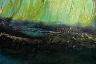 Unavnngivet. by Kirsten Toft andersen | maleri