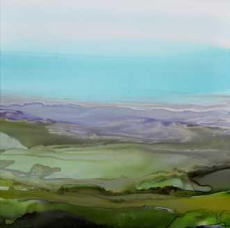 'Spring' by Kirsten Toft Andersen | tegning