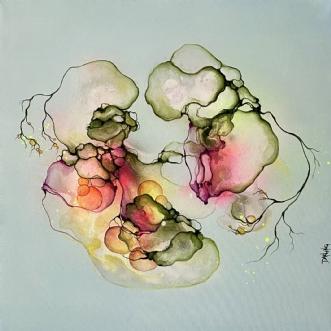 Air by Rikke Darling | maleri