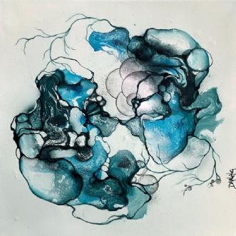 Torn by Rikke Darling | maleri