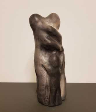 Husk hinanden  by Kate Piil | keramik