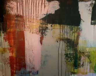 Ingen titel by Kate Piil | maleri