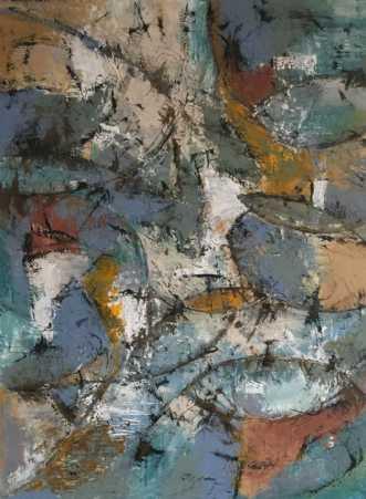 Fisk by Susanne Wiese | maleri