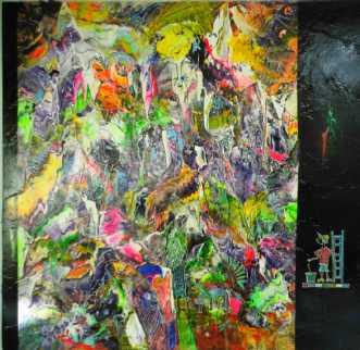 Kuntnerproblemer by Kenn Arild | maleri