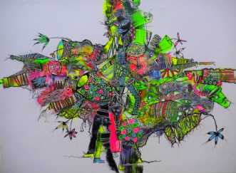 Monster 2  by Kenn Arild | unikaramme