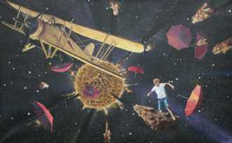 Balance by Knud Milo Diemer | maleri