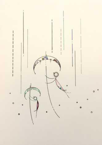 Regn og sludder, sagde fuglen til bygenafJanna Espenhain