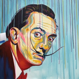 Dali - Have no fear of perfection - you'll never reach it af Allan Buch