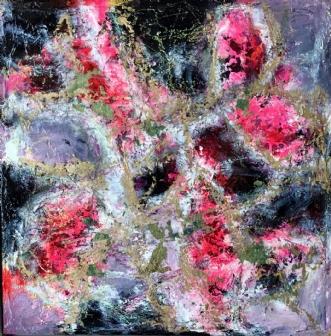 Silent noise by Inge Thøgersen | maleri