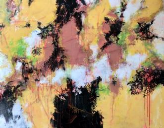 Lad solen komme by Inge Thøgersen | maleri