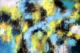 a brief history of .. by Inge Thøgersen | maleri