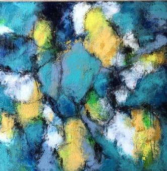 Butterfly by Inge Thøgersen | maleri
