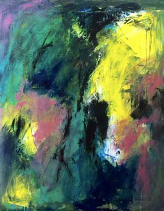 Flavour by Inge Thøgersen | maleri