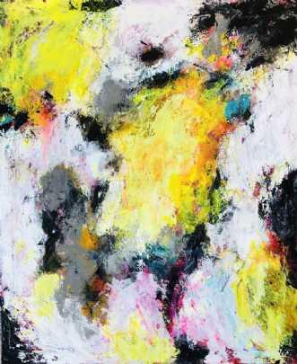 New impressions by Inge Thøgersen | maleri