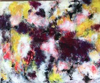 Magnolia by Inge Thøgersen | maleri