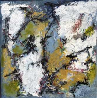 Freedom is tempting by Inge Thøgersen | maleri