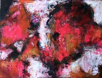 Listen to your soul by Inge Thøgersen | maleri