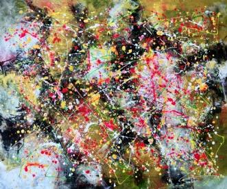 Meet you in Copenha.. by Inge Thøgersen | maleri