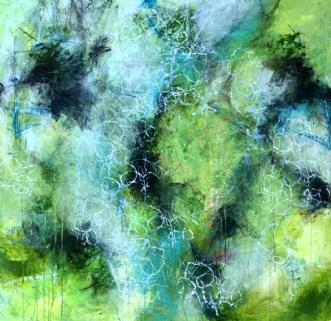 Mit navn er sommer by Inge Thøgersen | maleri