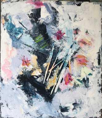 Spring by Helle Sneum | maleri