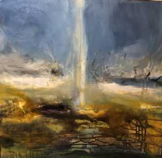 Divine  by Charlotte Tønder | maleri