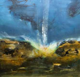 Divinity  by Charlotte Tønder | maleri