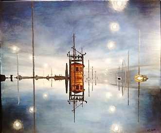 spejl by Flemming Ilnæs | unikaramme