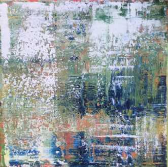 Forår by Inge Torp | maleri