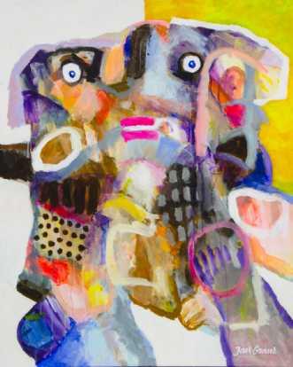 Modernatur by Jan Graus | maleri