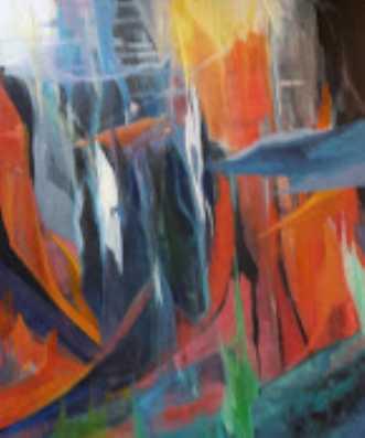 Message 2 by Annelise Bentsen | maleri
