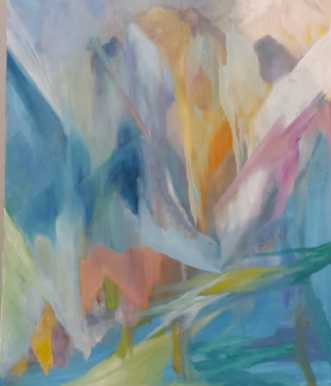 Anima by Annelise Bentsen | maleri