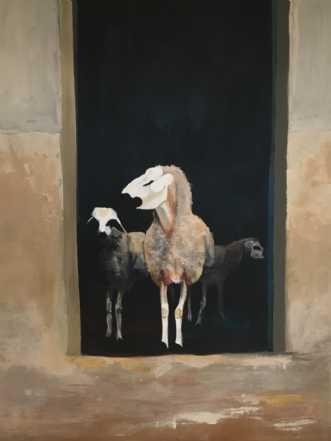 Marroccan sheepafKatarina Nielsen