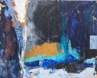 Life gap by Katarina Nielsen | maleri