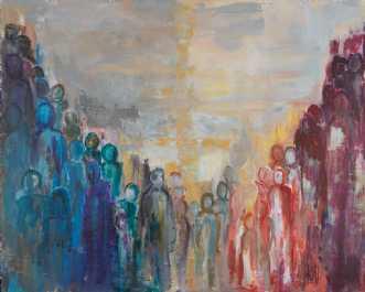 Diversity by Katarina Nielsen | maleri