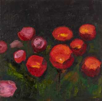 Abstrakt flowers