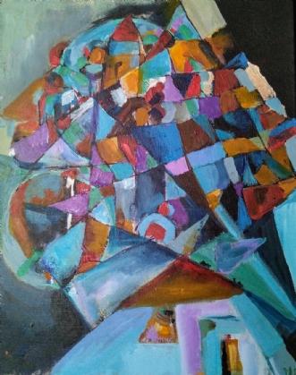 uden titel by Margarita Katchan | maleri