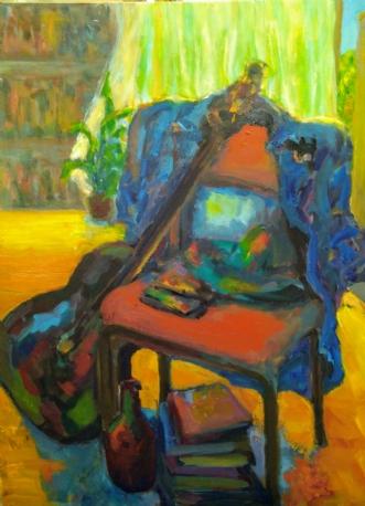 Forår venter by Margarita Katchan | maleri