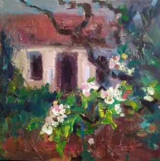 Livet fortsættes by Margarita Katchan | maleri