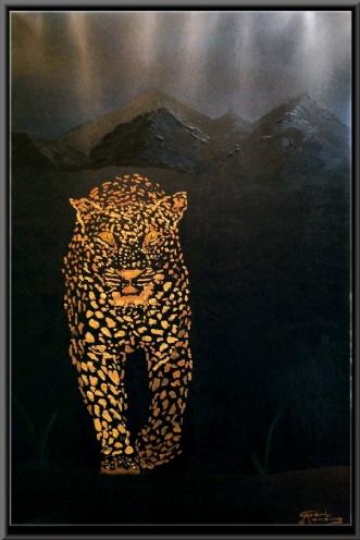 'Bites' by Gert Wiberg Ramsing | maleri