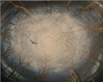 Free Spirit by Gert Wiberg Ramsing | maleri