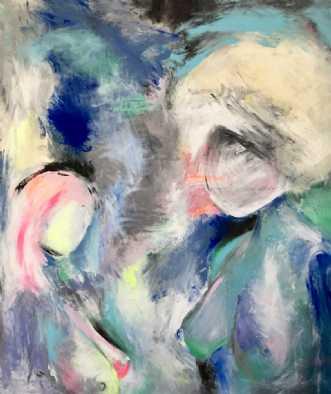 Ærlighed by Kira Lykke | maleri