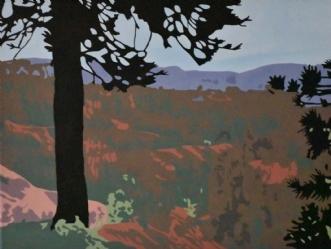 Bryce Canyon by Vibeke Ringholm | maleri