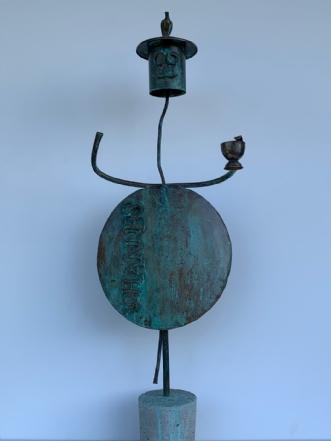 Johannes by Claus Steen Rasmussen | skulptur