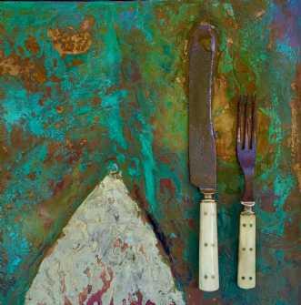 Kniv og gaffel by Claus Steen Rasmussen | diverse