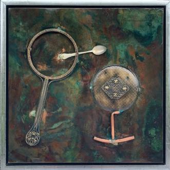 Spejlet by Claus Steen Rasmussen | skulptur