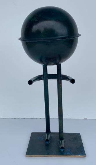 Lille klode by Claus Steen Rasmussen | skulptur